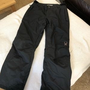 Mens snowboarding pants